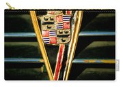 1936 Cadillac Fleetwood Emblem Carry-all Pouch