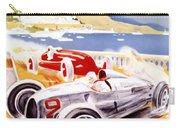 1936 F1 Monaco Grand Prix  Carry-all Pouch by Georgia Fowler
