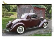 1936 Ford 3-window Carry-all Pouch