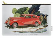 1936 La Salle Two Door Touring Sedan Carry-all Pouch