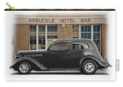 1936 Plymouth Business Coupe II Carry-all Pouch