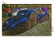 1937 Bugatti Type 57 S C Atalante Coupe Carry-all Pouch