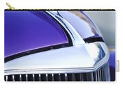 1937 Chevrolet Hood Ornament 2 Carry-all Pouch