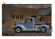 1937 Chevy Pickup Truck Carry-all Pouch