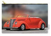 1937 Ford Cabriolet 'old School Vibe II Carry-all Pouch