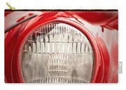 1937 Ford Headlight Detail Carry-all Pouch