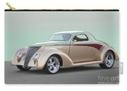 1937 Ford 'high End' Coupe I Carry-all Pouch