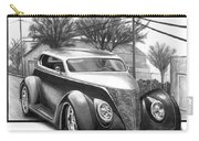 1937 Ford Sedan Carry-all Pouch by Peter Piatt