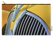 1937 Plymouth Hood Ornament 2 Carry-all Pouch
