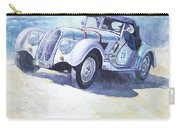 1938 Bmw 328 Roadster Caracciola Gp 2016 Winner Carry-all Pouch