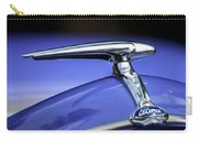 1938 Ford Coupe Hood Ornament Carry-all Pouch