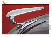 1938 Willys Aftermarket Hood Ornament Carry-all Pouch