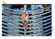 1939 Chevrolet Coupe Grille Emblem Carry-all Pouch