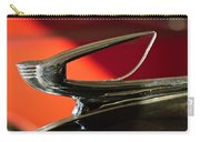1939 Chevrolet Hood Ornament 2 Carry-all Pouch