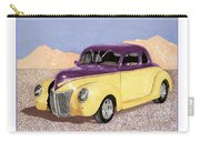 1939 Ford Deluxe Street Rod Carry-all Pouch