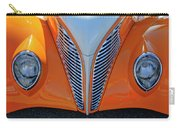 1939 Ford Hot Rod Cvt Grille Carry-all Pouch