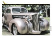 1939 Packard Coupe Carry-all Pouch by Richard Rizzo