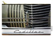 1940 Cadillac 60 Special Sedan Grille Carry-all Pouch
