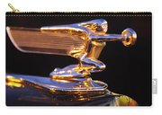 1940 Packard Hood Ornament Carry-all Pouch