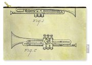1940 Trumpet Patent Carry-all Pouch