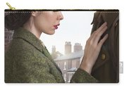 1940s Lovers Carry-all Pouch
