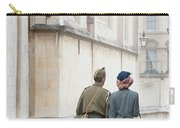 1940s Wartime Couple Carry-all Pouch