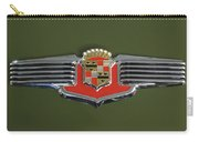 1941 Cadillac 62 Emblem Carry-all Pouch