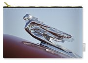 1941 Cadillac Fleetwood 60 Hood Ornament Carry-all Pouch