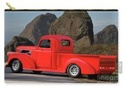 1941 Chevrolet Stepside Pickup Carry-all Pouch