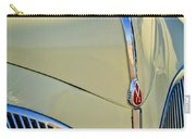 1941 Lincoln Continental Cabriolet V12 Grille Carry-all Pouch