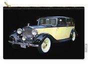 1941 Rolls-royce Phantom I I I  Carry-all Pouch