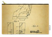 1943 Barber Apron Patent Carry-all Pouch