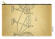 1945 Schwinn Tandem Bicycle Carry-all Pouch