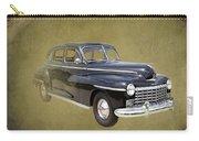 1946 Dodge D24c Sedan Carry-all Pouch