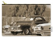 1946 Dodge In Sepia Carry-all Pouch