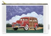 1946 Ford Woody Carry-all Pouch