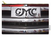 1946 Gmc Truck Grill 2 Carry-all Pouch