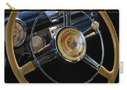 1947 Buick Eight Super Steering Wheel Carry-all Pouch