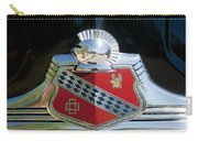 1947 Buick Emblem 2 Carry-all Pouch
