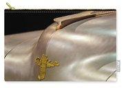 1947 Chrysler Hood Ornament Carry-all Pouch by Jill Reger