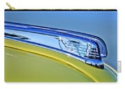 1947 Ford Super Deluxe Hood Ornament 2 Carry-all Pouch