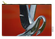 1947 Packard Hood Ornament Carry-all Pouch