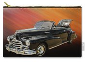 1947 Pontiac Convertible Photograph 5544.06 Carry-all Pouch