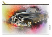 1947 Pontiac Convertible Photograph 5544.08 Carry-all Pouch