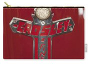1948 Crosley Convertible Emblem Carry-all Pouch