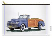 1948 Ford Sportsman Convertible Carry-all Pouch