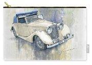 1948 Jaguar Mark Iv Dhc Carry-all Pouch