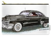 1949 Cadillac Sedanette Carry-all Pouch