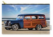 1949 Willys Woody Wagon I Carry-all Pouch