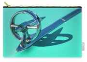 1950 Buick Hood Ornament Carry-all Pouch